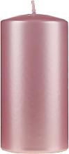 Düfte, Parfümerie und Kosmetik Dekorative Kerze Opal rosa 14 cm - Artman Opal Candle
