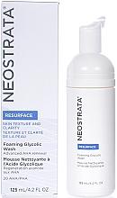 Düfte, Parfümerie und Kosmetik Tiefreinigender Gesichtsschaum mit AHA- und Glykolsäure - Neostrata Resurface Foaming Glycolic Wash