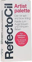 Düfte, Parfümerie und Kosmetik Farbpalette zum Augenbrauen- und Wimpernfärben - RefectoCil Artist Palate