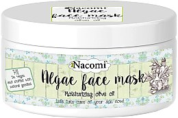 "Düfte, Parfümerie und Kosmetik Alginat-Gesichtsmaske ""Olive"" - Nacomi Professional Face Mask"