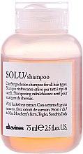 Düfte, Parfümerie und Kosmetik Intensives Reinigungsshampoo - Davines Solu Shampoo