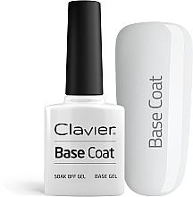 Düfte, Parfümerie und Kosmetik UV Hybrid-Nagelunterlack - Clavier ProHybrid Base Coat