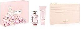 Düfte, Parfümerie und Kosmetik Elie Saab Le Parfum Rose Couture - Duftset (Eau de Toilette 50ml + Körperlotion 75ml + Kosmetiktasche)