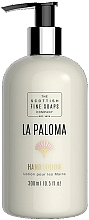 Düfte, Parfümerie und Kosmetik Handlotion mit Bio Agavennektar - Scottish Fine Soaps La Paloma Hand Lotion