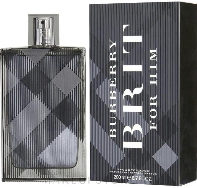Burberry Brit for men - Eau de Toilette  — Bild 200 ml