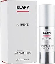 Düfte, Parfümerie und Kosmetik Anti-Aging Gesichtsfluid mit Vitamin C und Coenzym Q10 - Klapp X-treme Top Finish