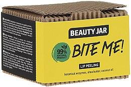 Düfte, Parfümerie und Kosmetik Lippenpeeling mit Kokosöl und Sheabutter - Beauty Jar Bete Me Lip Peeling