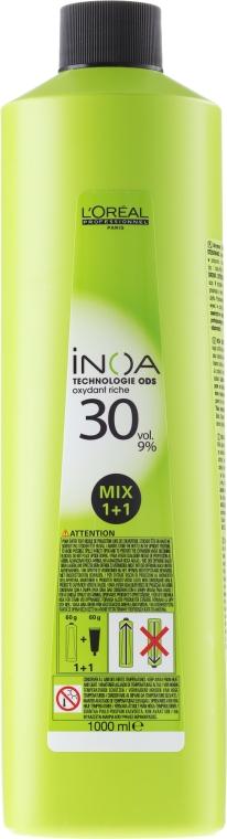 Entwicklerlotion 9% - L'Oreal Professionnel Inoa Oxydant 9% 30 vol. Mix 1+1