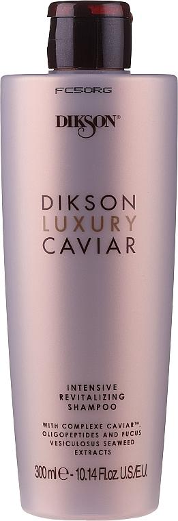 Revitalisierendes Shampoo - Dikson Luxury Caviar Revitalizing Shampoo