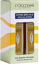 Düfte, Parfümerie und Kosmetik Körperpflegeset - L'Occitane Verbena Shower Gel Duo (Duschgel 2x250ml)