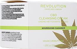 Düfte, Parfümerie und Kosmetik Gesichtsreinigungscreme - Revolution Skincare CBD Cleansing Cream