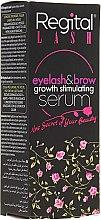 Düfte, Parfümerie und Kosmetik Stimulierendes Augenbrauen- und Wimpernserum zum Wachstum - Regital Lash Eyelash & Brow Growth Stimulating Serum
