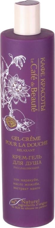 Entspannendes Creme-Duschgel - Le Cafe de Beaute Relaxing Cream Shower Gel