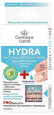 Nagelconditioner - Constance Carroll Nail Care Hydra Natural After Hybrid