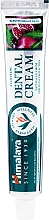 Düfte, Parfümerie und Kosmetik Ayurvedische Zahnpasta mit natürlichem Fluorid für frischen Atem - Himalaya Herbals Ayurvedic Dental Cream