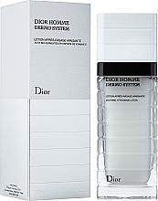 Düfte, Parfümerie und Kosmetik Feuchtigkeitsspendende After Shave Lotion - Christian Dior Homme Dermo System Repairing After-Shave Lotion 100ml