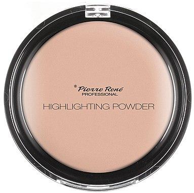 Highlighter Puder - Pierre Rene Highlighting Powder (23 g) — Bild N1