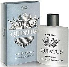 Düfte, Parfümerie und Kosmetik Chat D'or Quintus - Eau de Toilette