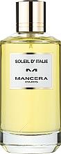 Düfte, Parfümerie und Kosmetik Mancera Soleil d'Italie - Eau de Parfum