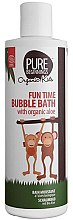 Düfte, Parfümerie und Kosmetik Badeschaum - Pure Beginnings Fun Time Bubble Bath with Organic Aloe
