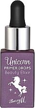 Düfte, Parfümerie und Kosmetik Gesichtsprimer - Barry M Beauty Elixir Unicorn Primer Drops