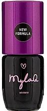 Düfte, Parfümerie und Kosmetik Gelnagellack-Base - MylaQ My Base
