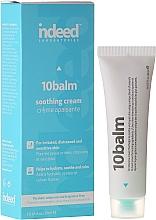 Düfte, Parfümerie und Kosmetik Feuchtigkeitsspendende und beruhigende Gesichtscreme für gereizte, gestresste und empfindliche Haut - Indeed Labs 10 Balm Soothing Cream
