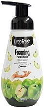 Düfte, Parfümerie und Kosmetik Reinigungsschaum für Hände mit Grünapfel - Aksan Deep Fresh Foaming Hand Wash Green Apple