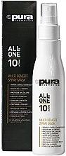 Düfte, Parfümerie und Kosmetik 10 in 1 Haarmaske in Sprayform mit Goji-Beeren und Kirschen - Pura Kosmetica All in One
