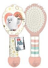 Düfte, Parfümerie und Kosmetik Haarbürste mit Haargummis - Corsair The Secret Life of Pets Kids Hair Brush