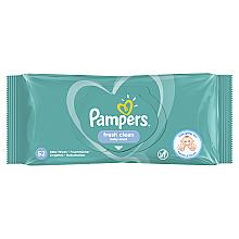 Düfte, Parfümerie und Kosmetik Feuchte Babytücher Baby Fresh Clean 52 St. - Pampers