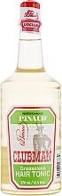 Düfte, Parfümerie und Kosmetik Parfümiertes Haartonikum für dünnes Haar - Clubman Pinaud Greaseless Hair Tonic