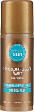Düfte, Parfümerie und Kosmetik Bräunungsschaum mit D-Panthenol - Golden Sun