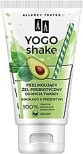 Düfte, Parfümerie und Kosmetik Gesichtspeeling-Gel Avocado und Präbiotikum - AA Yogo Shake
