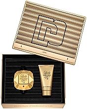 Düfte, Parfümerie und Kosmetik Paco Rabanne Lady Million - Duftset (Eau de Parfum 50ml + Körperlotion 75ml)