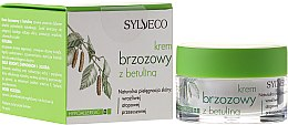 Düfte, Parfümerie und Kosmetik Hypoallergene Birkencreme mit Betulin - Sylveco Hypoallergic Birch Day And Night Cream