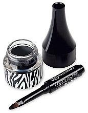 Langanhaltender Gel Eyeliner - Dermacol Long Lasting Gel — Bild N2
