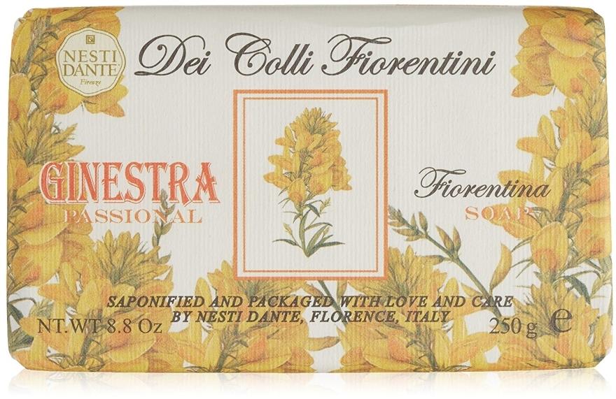 Naturseife Broom - Nesti Dante Passionate Soap Dei Colli Fiorentini Collection