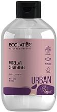 Düfte, Parfümerie und Kosmetik Mizellen-Duschgel mit Reismilch und Shea - Ecolatier Urban Micellar Shower Gel