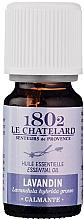 Düfte, Parfümerie und Kosmetik Ätherisches Lavendelöl - Le Chatelard 1802 Essential Oil Lavandin Lavandula Hybrida