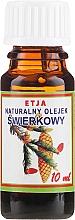 Düfte, Parfümerie und Kosmetik Natürliches ätherisches Fichtenöl - Etja Natural Essential Oil