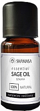 Düfte, Parfümerie und Kosmetik 100% Natürliches ätherisches Salbeiöl - Shamasa