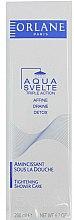Düfte, Parfümerie und Kosmetik Körper-Schlankheitsdusche - Orlane Body Aquasvelte Tightening Shower Care