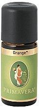 """Düfte, Parfümerie und Kosmetik Ätherisches Öl """"Orange"""" - Primavera Natural Essential Oil Orange Demeter"""