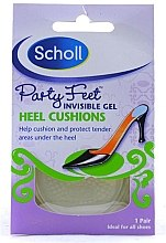 Düfte, Parfümerie und Kosmetik Gel-Fersenschutz - Scholl Party Feet Heel Cushions