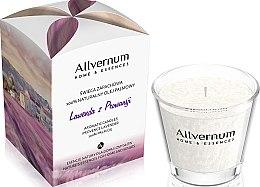 "Düfte, Parfümerie und Kosmetik Duftkerze im Glas ""Lavendel aus der Provence"" - Allvernum Home&Essences Candle"