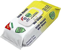 Düfte, Parfümerie und Kosmetik Antibakterielle reinigende Feuchttücher 80 St. - Detox Detox Anti Bacterial Wipes Pine