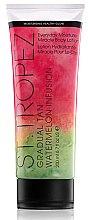 Düfte, Parfümerie und Kosmetik Bronzierende Feuchtigkeitslotion mit Wassermelonen-Duft - St.Tropez Gradual Tan Watermelon Infusion
