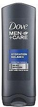 Düfte, Parfümerie und Kosmetik Feuchtigkeitsspendendes Duschgel - Dove Men+Care Hydration Balance Body Wash
