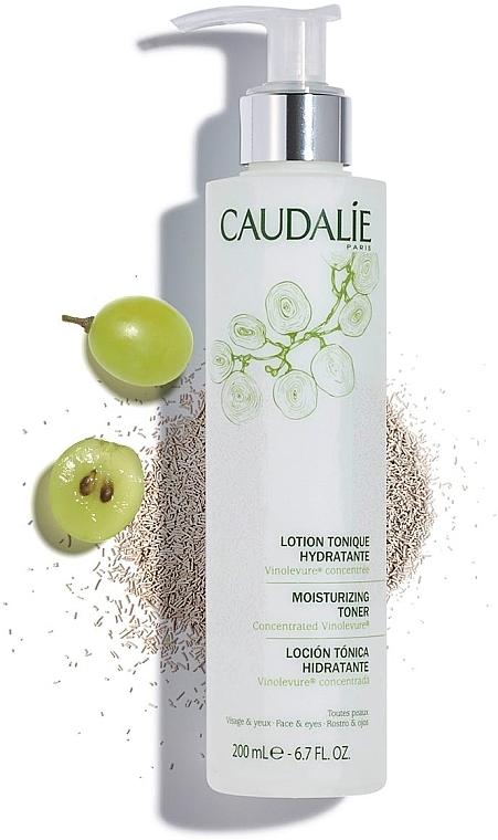 Hydratisierende Lotion für eine perfekte und belebende Reinigung - Caudalie Moisturizing Toner — Bild N3